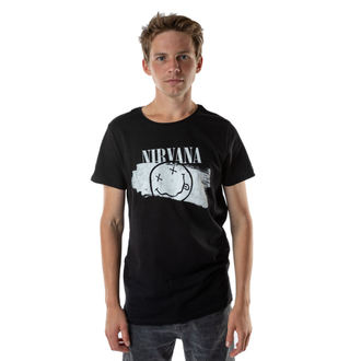 tricou stil metal bărbați femei Nirvana - NIRVANA - AMPLIFIED, AMPLIFIED, Nirvana