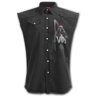 Tricou bărbătesc fără mâneci SPIRAL - DEAD KISS, SPIRAL