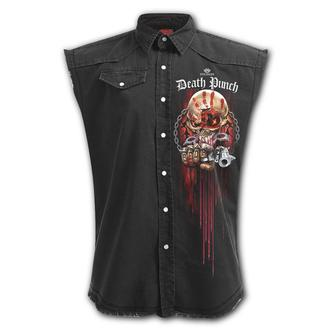Tricou bărbătesc fără mâneci SPIRAL - Five Finger Death Punch - ASASIN, SPIRAL, Five Finger Death Punch