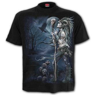 tricou bărbați - RAVEN QUEEN - SPIRAL - K056M101