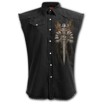 Tricou bărbătesc fără mâneci SPIRAL - VIKING WARRIOR, SPIRAL