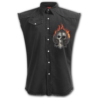 Tricou bărbătesc fără mâneci SPIRAL - ACE REAPER, SPIRAL
