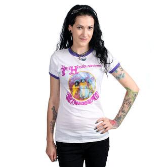 tricou stil metal femei Jimi Hendrix - AYE - BRAVADO, BRAVADO, Jimi Hendrix