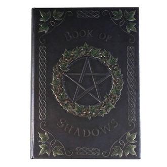 Agendă de scris Embossed Book of Shadows Ivy, NNM