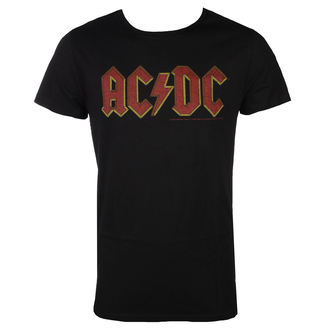 tricou stil metal unisex AC-DC - AMPLIFIED - AMPLIFIED, AMPLIFIED, AC-DC
