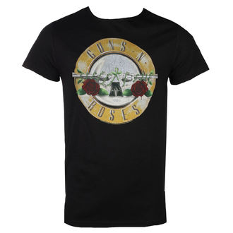 tricou stil metal unisex Guns N' Roses - AMPLIFIED - AMPLIFIED, AMPLIFIED, Guns N' Roses