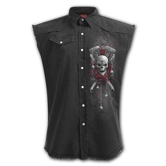 Tricou bărbătesc/ vestă fără mâneci SPIRAL - DOTD BIKERS, SPIRAL