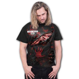 tricou cu tematică de film bărbați The Walking Dead - DARYL - SPIRAL, SPIRAL