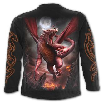 tricou bărbați - AWAKE THE DRAGON - SPIRAL, SPIRAL
