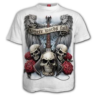tricou bărbați - UNSPOKEN - SPIRAL, SPIRAL