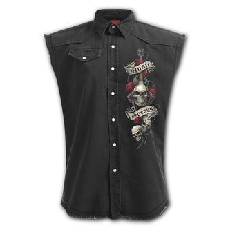 Tricou bărbătesc/ vestă fără mâneci SPIRAL - UNSPOKEN, SPIRAL