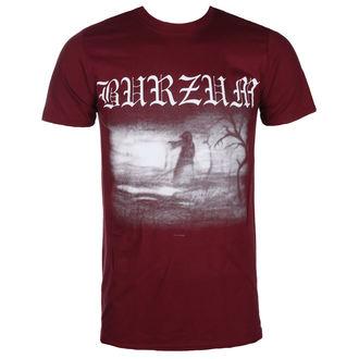 tricou stil metal bărbați Burzum - ASKE 2013 (MAROON) - PLASTIC HEAD, PLASTIC HEAD, Burzum