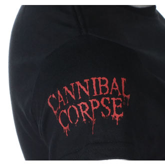 tricou stil metal femei Cannibal Corpse - FOETUS BLOOD SPLATTER - PLASTIC HEAD, PLASTIC HEAD, Cannibal Corpse