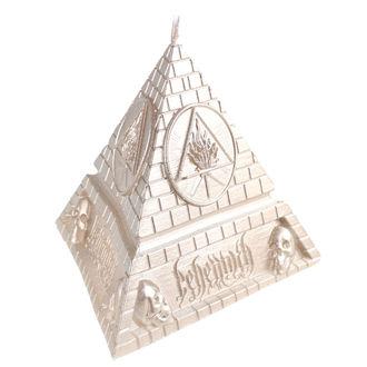 Lumânare BEHEMOTH - UNHOLY TRINITY PYRAMID - ALAMĂ - PLASTIC HEAD, PLASTIC HEAD, Behemoth