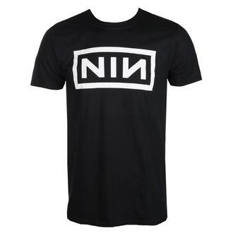 tricou stil metal bărbați Nine Inch Nails - CLASSIC WHITE LOGO - PLASTIC HEAD, PLASTIC HEAD, Nine Inch Nails