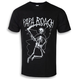 tricou stil metal bărbați Papa Roach - Haunted Reaper - KINGS ROAD, KINGS ROAD, Papa Roach