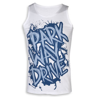 Maieu bărbătesc Parkway Drive - Blue Logo - White- KINGS ROAD, KINGS ROAD, Parkway Drive