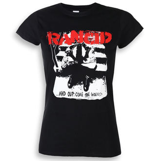 tricou stil metal femei Rancid - And Out Come The Wolves - KINGS ROAD, KINGS ROAD, Rancid