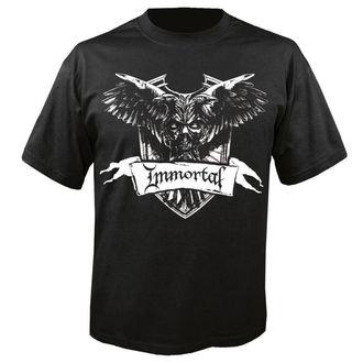 tricou stil metal bărbați Immortal - Crest - NUCLEAR BLAST, NUCLEAR BLAST, Immortal