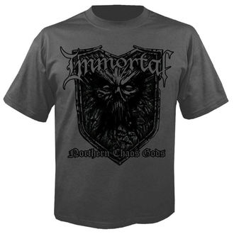 tricou stil metal bărbați Immortal - Chaos GREY - NUCLEAR BLAST, NUCLEAR BLAST, Immortal
