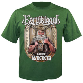 tricou stil metal bărbați Korpiklaani - Beer - NUCLEAR BLAST, NUCLEAR BLAST, Korpiklaani