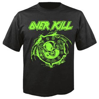 tricou stil metal bărbați Overkill - Krushing skulls - NUCLEAR BLAST, NUCLEAR BLAST, Overkill