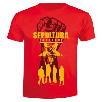 tricou stil metal bărbați Sepultura - Nation - NUCLEAR BLAST, NUCLEAR BLAST, Sepultura