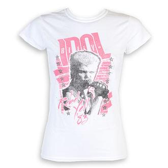 tricou stil metal femei Billy Idol - Rebel Yell - ROCK OFF, ROCK OFF, Billy Idol