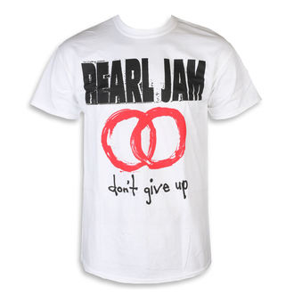 tricou stil metal bărbați Pearl Jam - Don't Give Up White - NNM, NNM, Pearl Jam