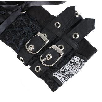 Mănuși pentru antebrațe POIZEN INDUSTRIES - ORCHID - Black, POIZEN INDUSTRIES