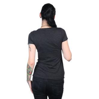 tricou de stradă femei - HELMET SCOOP - METAL MULISHA, METAL MULISHA