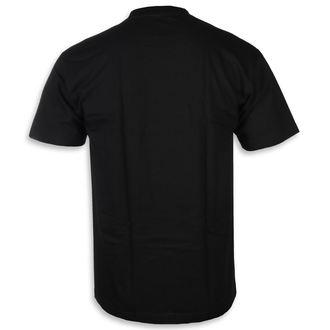 tricou de stradă bărbați - JAIL BREAK BLK - METAL MULISHA, METAL MULISHA