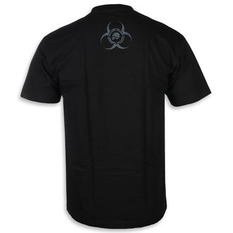tricou de stradă bărbați - HAZARD BLK - METAL MULISHA, METAL MULISHA