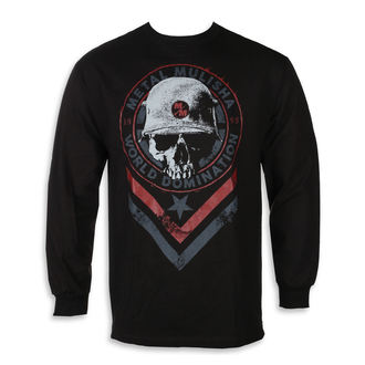 tricou de stradă bărbați - SEAL BLK - METAL MULISHA, METAL MULISHA