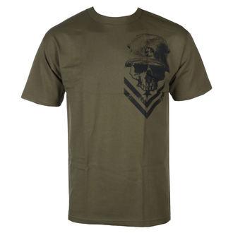 tricou de stradă bărbați - TROOPER MGN - METAL MULISHA, METAL MULISHA