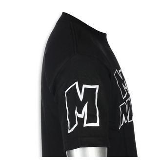 tricou de stradă bărbați - SQUAD BLK - METAL MULISHA, METAL MULISHA