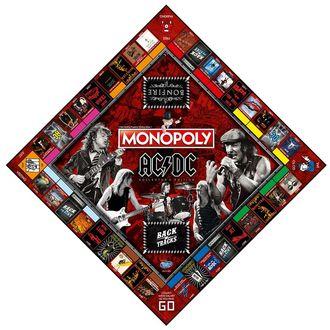 Joc de masă AC / DC - Monopoly, NNM, AC-DC