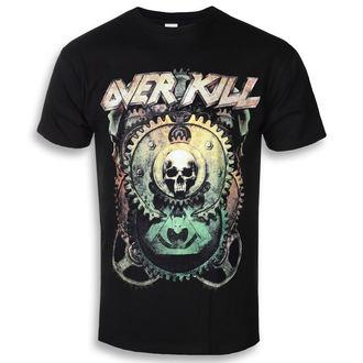tricou stil metal bărbați Overkill - Tour 2017 -, Overkill