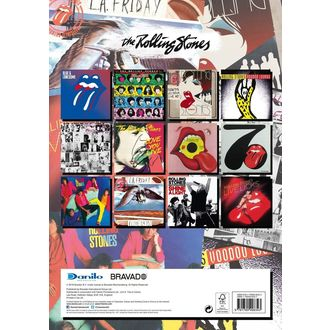 Calendar pentru anul 2019 - ROLLING STONES, Rolling Stones