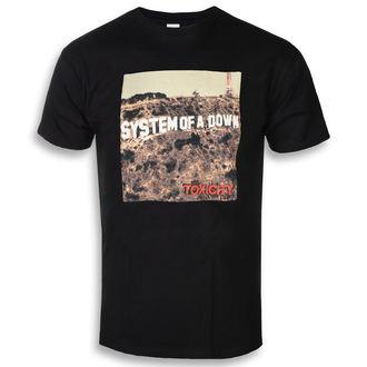 tricou stil metal bărbați System of a Down - TOXICITY - PLASTIC HEAD, PLASTIC HEAD, System of a Down