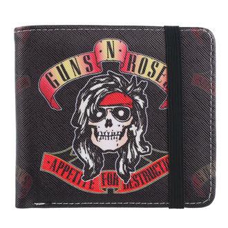 Portofel Guns N' Roses - Appetite For Destruction, NNM, Guns N' Roses