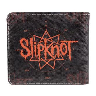 Portofel Slipknot - Pentagram, NNM, Slipknot