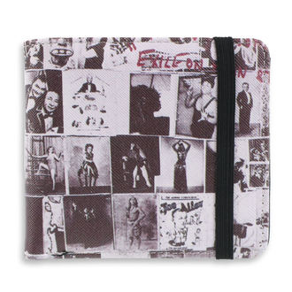 Portofel Rolling Stones - Exile On Main Street, NNM, Rolling Stones