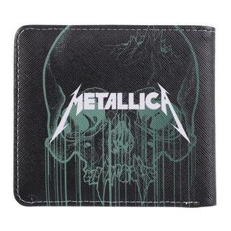 Portofel Metallica - Skull, NNM, Metallica