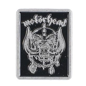 Insignă Motörhead - Logo & Warpig - RAZAMATAZ, RAZAMATAZ, Motörhead