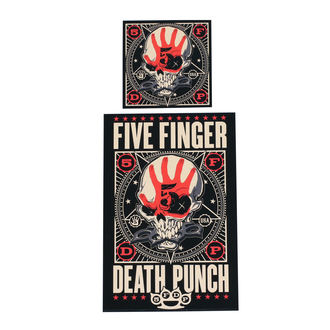 Așternut Five Finger Death Punch - Punchagram, NNM, Five Finger Death Punch