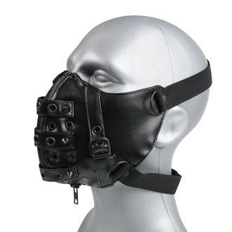Mască POIZEN INDUSTRIES - CHOR - BLACK, POIZEN INDUSTRIES