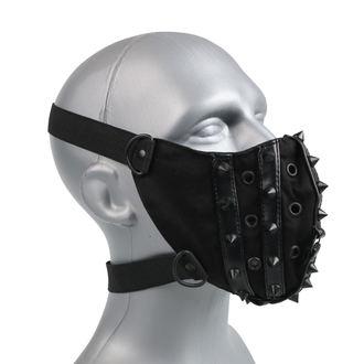Mască POIZEN INDUSTRIES - FATAL - BLACK, POIZEN INDUSTRIES