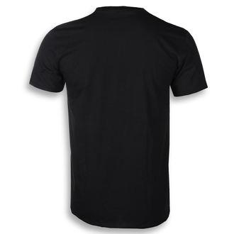 tricou stil metal bărbați Who - Target Texture - ROCK OFF, ROCK OFF, Who