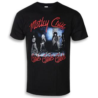 tricou stil metal bărbați Mötley Crüe - Smokey Street - ROCK OFF, ROCK OFF, Mötley Crüe